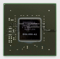 Видеочип nVidia GeForce 8600M GT, G84-600-A2