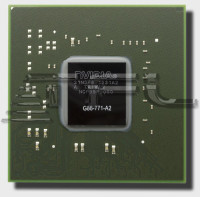 Видеочип nVidia GeForce 8600M GS, G86-771-A2