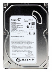 HDD 500GB, Seagate Barracuda 7200.12, 7200RPM 16MB, ST500DM002