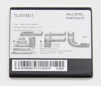 Аккумулятор TLI018D1 для Alcatel POP D5 5038D, 5015X, 5015D, CAB1800011C1