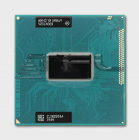CPU Intel® Core™ i5-3230M, 2x3.2GHz, HD Graphics 4000, 35W