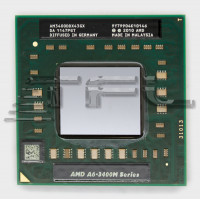 Процессор AMD® A6-3400M, 4x2.3GHz, AM3400DDX43GX