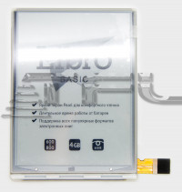 <!--LCD EINK 6.0&quot; ED060SCE(LF)-0С (100% рабочая, разбор)-->