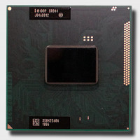 CPU Intel® Core™ i5-2540M