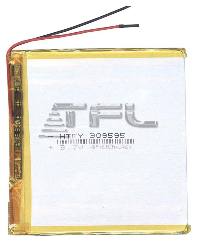 Аккумулятор 3x95x95мм 2pin 3.7V/4500mAh