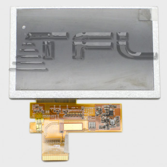 <!--LCD  5.0&quot;, 800x480, 40pin, 120x75mm, HLY050ML115-12A-->