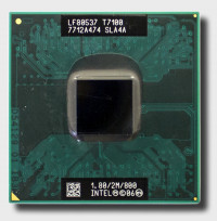 CPU Intel® Core™2 Duo T7100