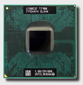 Процессор Intel® Core™2 Duo T7100