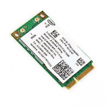 Модуль WiFi/WiMax Intel 5150, 802.11b/g/n, Mini Pci, 512AGX MRU