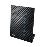<!--Маршрутизатор ASUS RT-N65U, 802.11n, 300+450Mbps dual-band, USB3.0, FTP/Media Server, GigaLAN (Ref.)-->